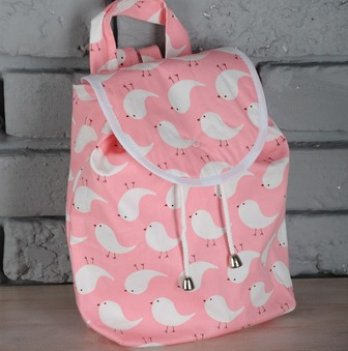 Детский рюкзак Птички Magbaby
