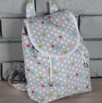 Детский рюкзак Цветные звезды Magbaby