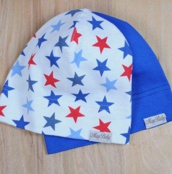 Набор трикотажных шапочек Magbaby Звезды
