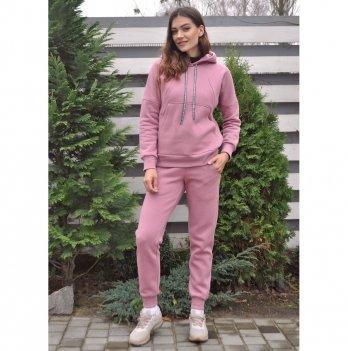 Спортивный костюм для беременных и кормящих Creative Mama Cos Розовый