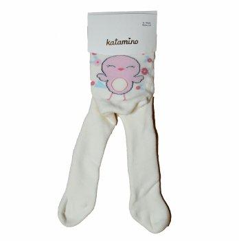 Колготки Katamino, Ципленок, молочные