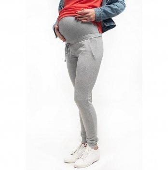 Спортивные штаны для беременных Lullababe Vancouver Серый LB10VN118-WN