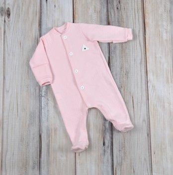 Человечек MagBaby Капитоне, розовый, размер 56-80
