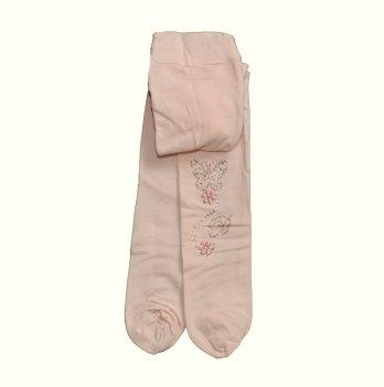 Колготки Katamino Бабочки K32100 розовые