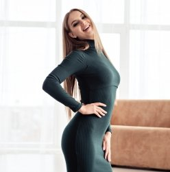 Платье-гольф для беременных и кормящих мам Lullababe, Бутылочное