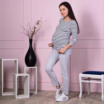 Брюки для беременных Prada Lullababе стальной