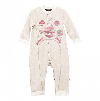 Человечек Minikin Space baby молочный 178012