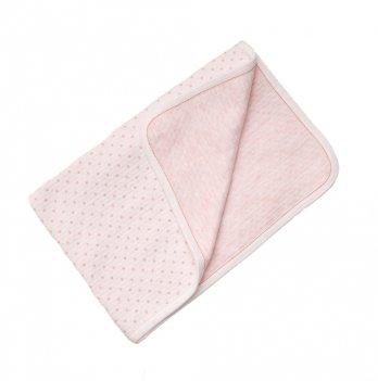 Одеяло-плед для малышей Minikin розовый, 178412