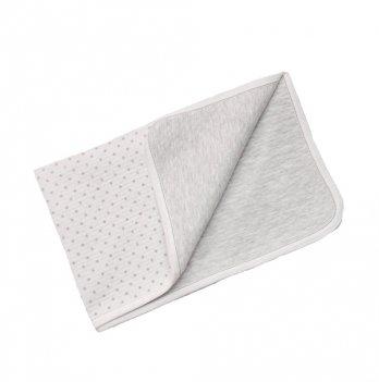 Одеяло-плед для малышей Minikin серое, 178512