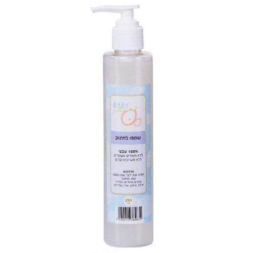 Baby Shampoo Натуральный шампунь Baby Teva для новорожденных и малышей