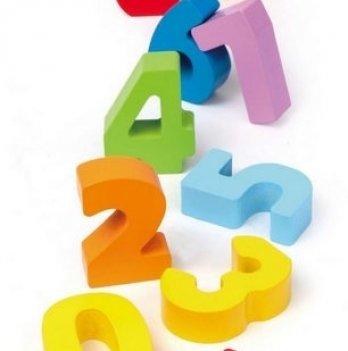 Набор Hape Цифры и цвета