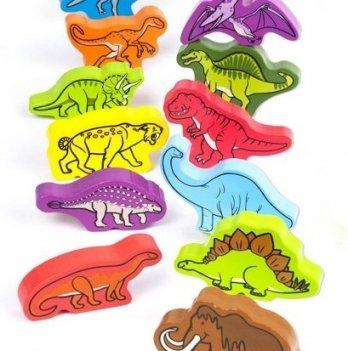 Набор Hape динозавры