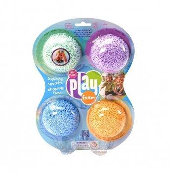 Набор шарикового пластилина Educational Insights, Морской бриз, 4 цвета