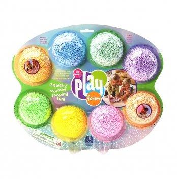 Набор шарикового пластилина Educational Insights, Радуга, 8 цвета