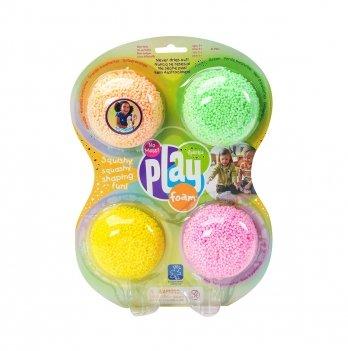 Набор шарикового пластилина Educational Insights, Блестки, 4 цвета