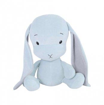 Зайчик Effiki голубой, серые ушки