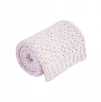 Плед утепленный Effiki розовый 75x90
