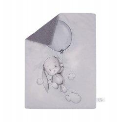 Плед утепленный Effiki з шариком 70x100 см