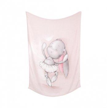 Бамбуковая пеленка 70x100 Effiki балерина