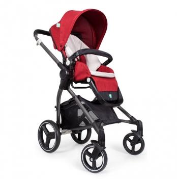 Универсальная детская коляска Evenflo Vesse красная W8BD