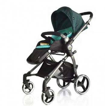 Универсальная детская коляска Evenflo Vesse зеленая W8BG
