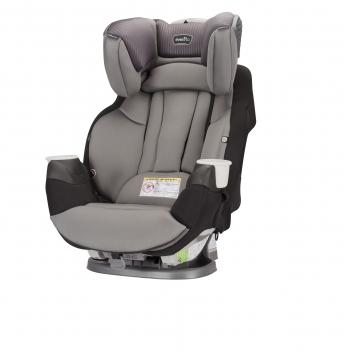 Автокресло Evenflo SafeMax Platinum группа от 2,2 до 49,8 кг Industrial Edge