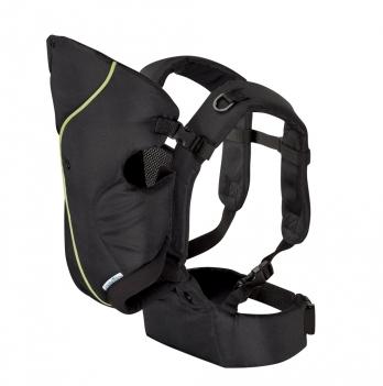 Рюкзак-кенгуру для переноски малышей Evenflo Active, цвет Loopsy