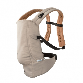 Рюкзак-кенгуру для переноски малышей Evenflo Natural fit, цвет Khaki orange
