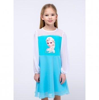 Платье Vidoli Бирюзовый G-19841W