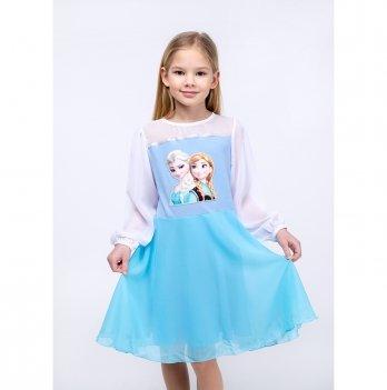 Детское платье Vidoli Голубой G-19842W