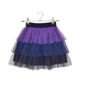 Детская юбка Vidoli Синий G-20857W