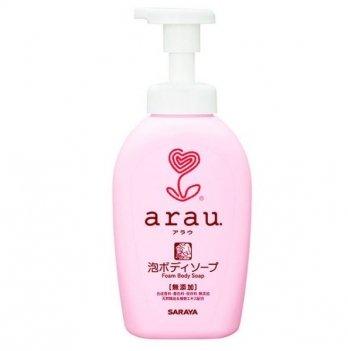 Жидкое мыло для рук Натуральное 300 мл, Arau