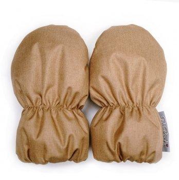 Детские рукавички ДоРечі Бежевый 1911
