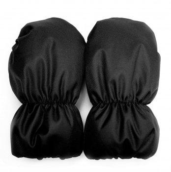 Детские рукавички ДоРечі Черный 1950