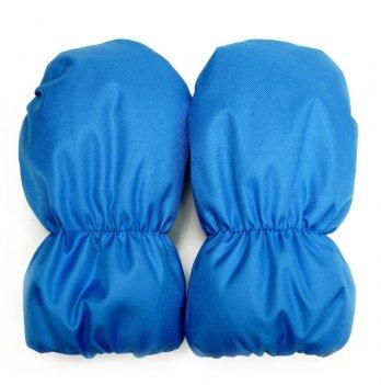 Детские рукавички ДоРечі Голубой 1915