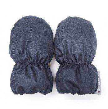 Детские рукавички ДоРечі Темно-серый 1912