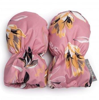Детские рукавички ДоРечі Розовый 1948