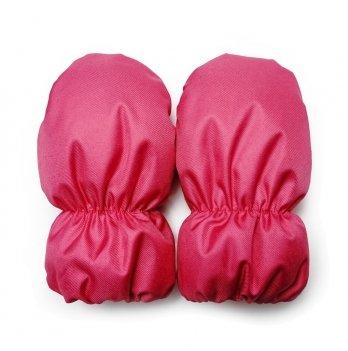 Детские рукавички ДоРечі Малиновый 1913