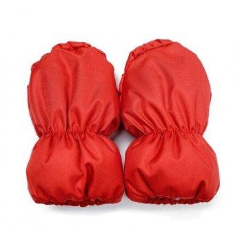 Детские рукавички ДоРечі Красный 1910