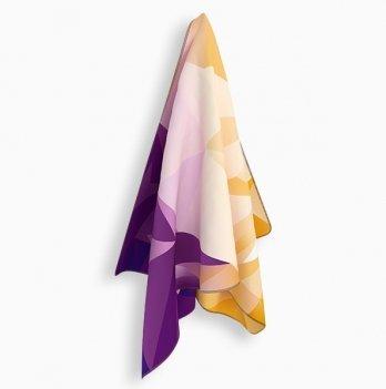 Универсальное полотенце Emmer для роддома, спортзала, путешествий Gradient Yellow