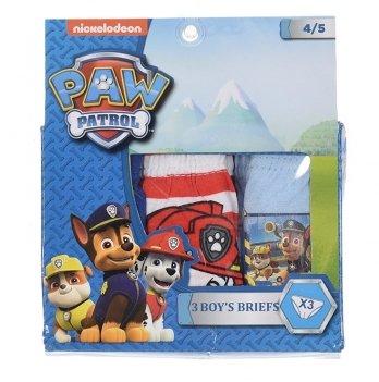 Трусики для мальчика Disney Official Paw Patrol, 3шт
