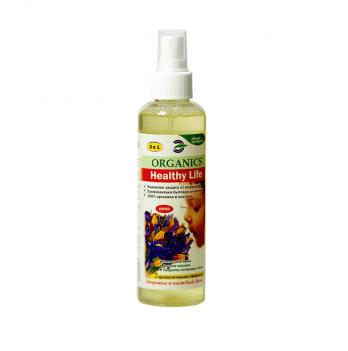 Спрей для защиты от инфекций и устранения неприятных запахов Healthy Life Organics 200 мл