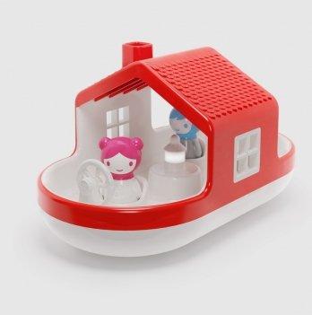 Игрушка-сортер для ванной Kid O, Плавучий дом (звук, свет)