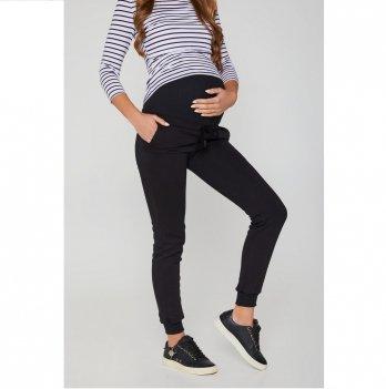 Спортивные трикотажные брюки для беременных Vancouver Lullababe, черные