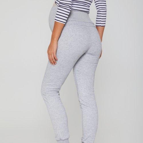 Спортивные трикотажные брюки для беременных Vancouver Lullababe, меланж