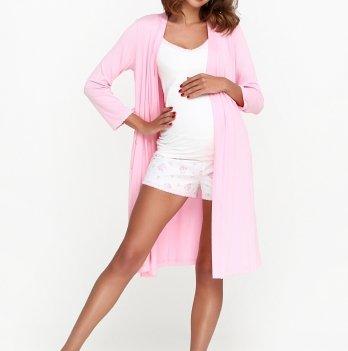 Комплект халат топ шортики Creative Mama MILKY