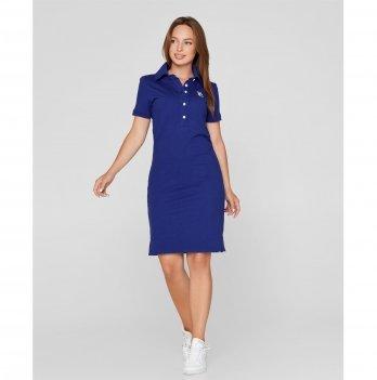 Платье для кормящих мам Lullababe Polo Синий