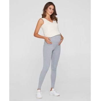 Лосины для беременных Lullababe Essen Серый