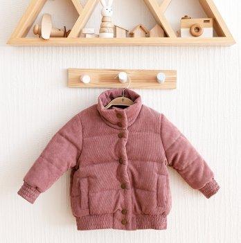 Куртка демисезонная детская на девочку Magbaby Line Розовый