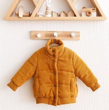 Куртка демисезонная детская Magbaby Line Горчичный